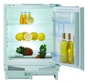 Встраиваемый мини холодильник Korting